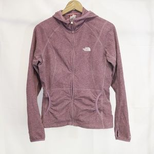 The North Face Womens M Jacket Hoodie Fleece